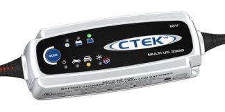 CTEK Battery Charger - Multi US 3300 - 12V - Universal