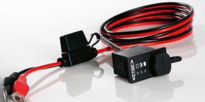 CTEK Battery Charger Accessory - Comfort Indicator Panel - 10.8ft - Universal