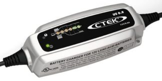CTEK Battery Charger - US 0.8 - 12V - Universal
