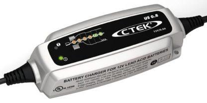 CTEK Battery Charger - US 0.8 - 12V - Universal