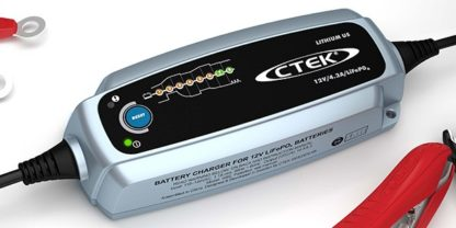 CTEK Battery Charger - Lithium US - 12V - Universal