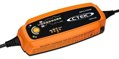 CTEK Battery Charger - MUS 4.3 Polar - 12V - Universal