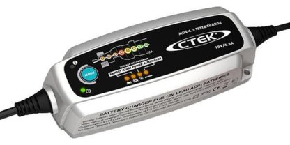 CTEK Battery Charger - MUS 4.3 Test & Charge - 12V - Universal