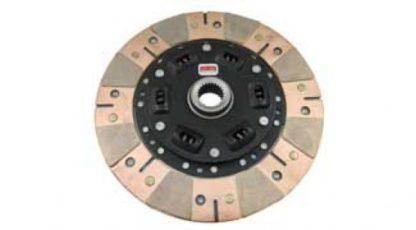 Competition Clutch Replacement Segmented Ceramic Disc Subaru WRX 2002-2005 / Baja Turbo 2004-2006 / Forester XT 2004-2005