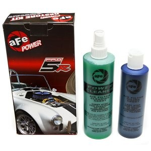 aFe Filter Cleaning Kit Power Restore Kit Squeeze Blue - Universal