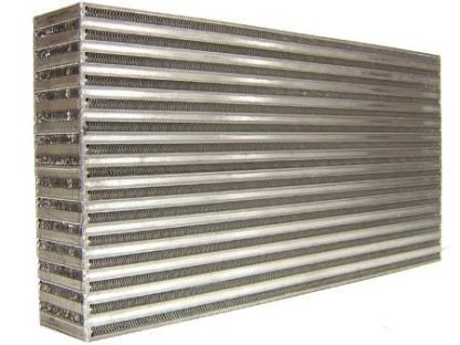 "ATP Garrett GT High Density / High Efficiency ""Bar and Plate"" 18x7.9x3.5-in Intercooler Core - Universal"