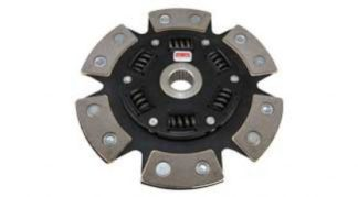 Competition Clutch Replacement 6-Puck Disc Subaru WRX 2002-2005 / Baja Turbo 2004-2006 / Forester XT 2004-2005