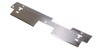 NRG Stainless Steel Air Diversion Panel 2002-2005 Subaru WRX / STI