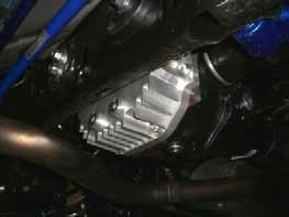 Cusco Billet Aluminum Rear Differential Cover Scion FR-S / Subaru BR-Z 2013-2016