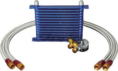 Greddy GREX Oil Cooler Kit for 02-07 M/T WRX & STi