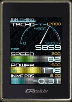 GReddy Informeter Touch Screen Engine Monitor - Universal