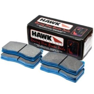 Hawk Blue 9012 Rear Brake Pads Subaru STI 2004-2017