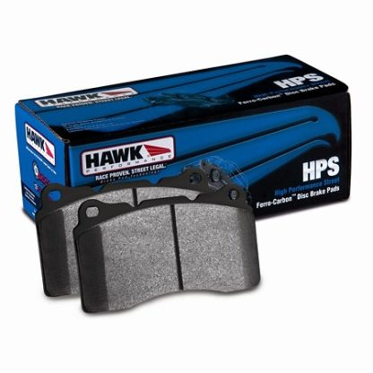 Hawk HPS Rear Brake Pads Mazda RX8 2004-2011