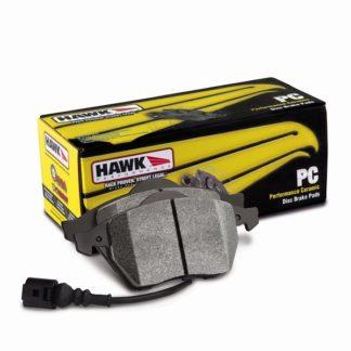 Hawk Ceramic Front Brake Pads for 02-03 WRX