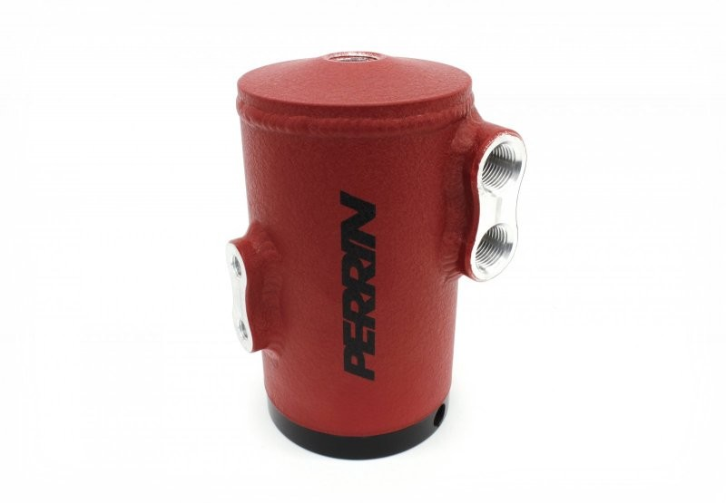 Perrin Red Air Oil Separator Subaru WRX/STI w/ TMIC 2008-2014