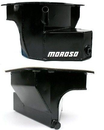 Moroso Steel Oil Pan Subaru WRX / STI with EJ20 / EJ25