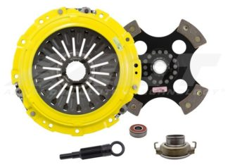 ACT Xtreme Clutch Kit 4 Puck Solid Disc Subaru STI 2004-2017