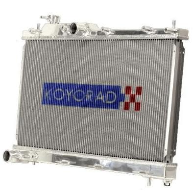 Koyo Aluminum Radiator Subaru WRX / STI 2002-2007