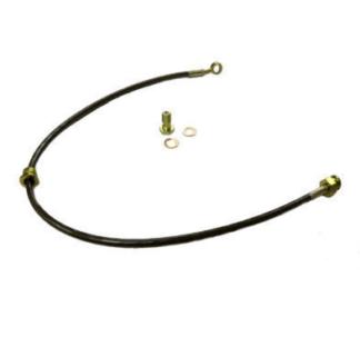 Agency Power SS Braided Clutch Line for Mazda RX8 03-11