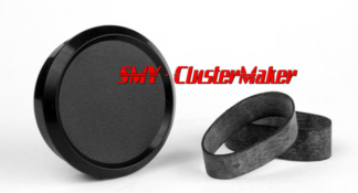 SMY ClusterMaker 52mm Gauge Blank - Universal