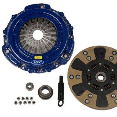Spec Stage 2+ Clutch Kit for 07-12 BMW 335i / 135i / 1M / 535i