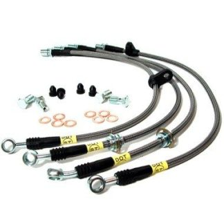 StopTech Brake Lines Front and Rear Nissan 350z 2003-2008 / Infiniti G35 2003-2007