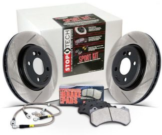 Stoptech Stage 2 Brake Kit Subaru WRX 2003-2005