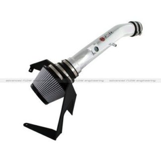 Takeda Polished Stage-2 Pro Dry S Cold Air Intake Lexus IS250 / IS350 2006-2014