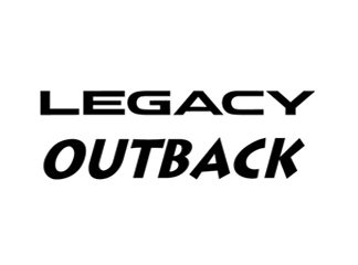2005-2009 Legacy / Outback